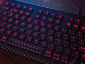 Keyboard Backlit NXGEN